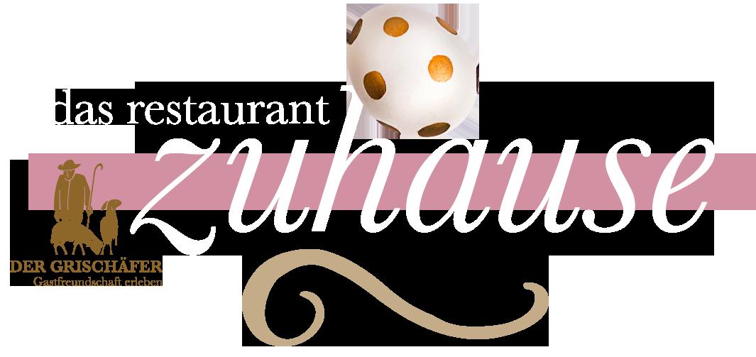 Das Restaurant zuhause